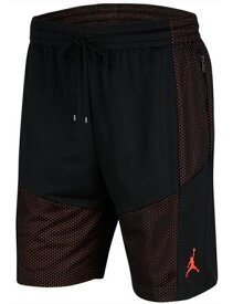 バスケットショーツ バスパン ウェア ジョーダン ナイキ Jordan AS M J JUMPMAN BLOCKED SHORT Blk/Infrared ストリート 【MEN'S】