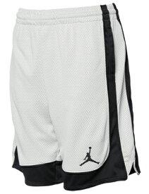 バスケットショーツ バスパン ジュニア キッズ ウェア ジョーダン ナイキ Jordan Air Jordan 2.0 Color Blocked Shorts Kids GS Wht/Blk ランニング トレーニング ストリート 【BOY'S】 キッズ アパレル