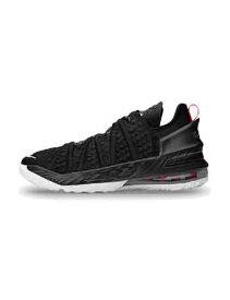 バスケットシューズ バッシュ ナイキ Nike Lebron 18 GS GS Blk/Wht/U.Red 【GS】キッズ
