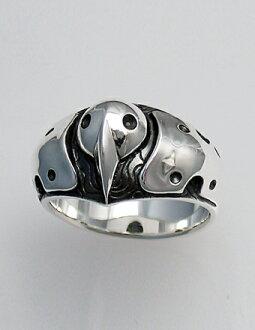 純銀配件戒指 Eva 新世紀福音戰士 sachiel 環街 05P05Oct15