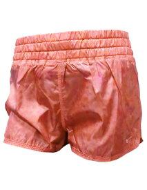 ショーツ バスパン ジュニア レディーズ ウェア ランニング ウーメンズ パンツ ミズノ Mizuno Wmns Running Pants Red ウーメンズモデル 女性用 ランニング トレーニング 【WOMEN'S】アパレル