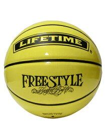 バスケットボール 7号球 バスケットボール ストリート33 ライフタイム LIFE TIME Ball Street33 Yel Pate