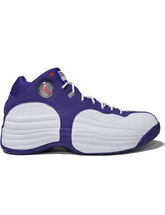 バスケットシューズ バッシュ  チーム1 ジョーダン ナイキ Jordan Jordan Team1 Wht/D.Concord