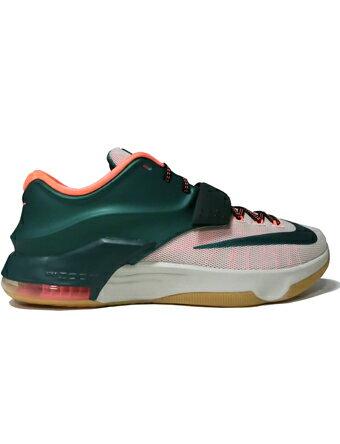 バスケットシューズ バッシュ デュラント  7 MVP ナイキ Nike KD VII M.Grn/L.Brn/Brwn/B.Mngo/P.Grn