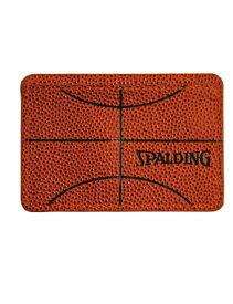 バスケットアクセサリー パスケース スポルディング Spalding Pass Case Basketball