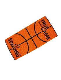 バスケットタオル ベンチタオル スポルディング Spalding Bench Towel Basketball