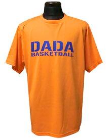 バスケットTシャツ ウェア ビッグ ロゴ ダダ DADA DADA Big Logo Tee Org/Roy 【MEN'S】