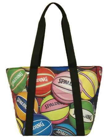 バスケットバッグ トートバック ミニトート スポルディング Spalding Bag Mini Toto Multi