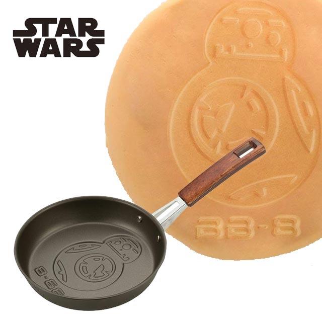 スター・ウォーズ ミニフライパン BB-8™/STAR WARS フライパン ホットケーキ パンケーキ 小さい コンパクト ガス火専用