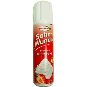 hochwald ホッフヴァルト ザーネワンダー ホイップクリーム 250ml/ホイップ クリーム チョコ スプレー式 ホッフワルド ホッフワールド コーヒー