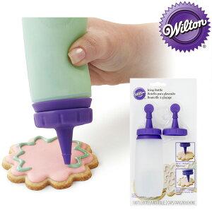 WILTON(ウィルトン)アイシング クッキーデコボトル 240ml