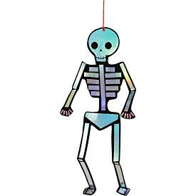 Meri Meri(メリメリ) ハンギング スケルトン 骸骨 デコレーションズ HANGING SKELETON DECORATIONS ハロウィン ガイコツ ガーランド  メリメリ 45-2397