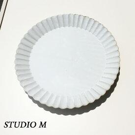 STUDIO M スタジオエム スタジオM 食器バルバリ  メインプレート【ギフト】【ナチュラル】【内祝い】【結婚祝い】】【スタジオm】【ギフト】【スタジオエム 食器】