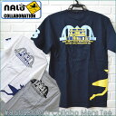 【SURF-N-SEA】【サーフアンドシー】【NALU】NALUコラボNo8 メンズTシャツサーフアンドシー&ナル コラボメンズTシャツ【Hawaii】【…