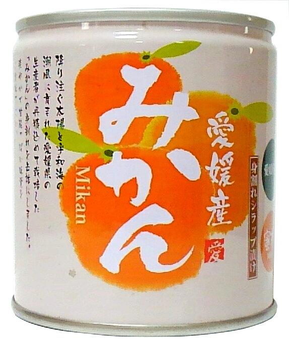 愛媛産みかん缶詰24個入【送料無料】