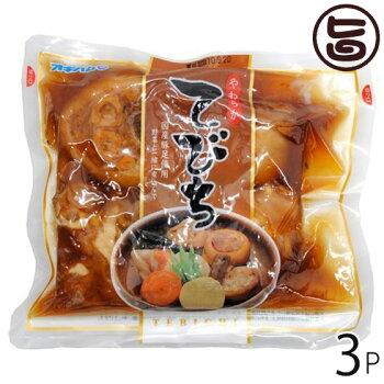 沖縄やわらかてびち500g×1袋オキハム