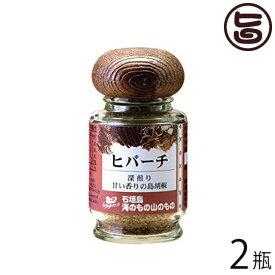 ヒバーチ 瓶入り 20g×2瓶 沖縄 人気 調味料 胡椒 土産 ヒハツ ヒハツモドキ 送料無料