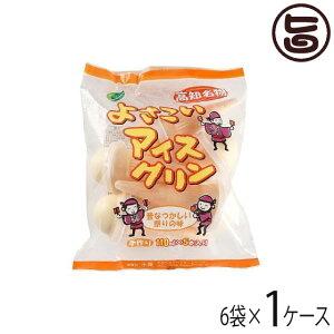 よさこいアイスクリン 5本入×6袋×1ケース 高知県 四国 デザート 懐かしい ご当地アイス 冬アイス 条件付き送料無料
