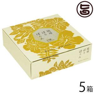 琉球ぽるぼろん きび糖味 10個入 ×5箱 沖縄 土産 人気 甘い クリスマス お菓子 個包装 小袋 送料無料