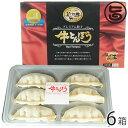 牛とんぽう 6箱 滋賀県 関西 人気 餃子 焼くだけ 簡単 条件付き送料無料