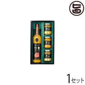 ギフト 贅熟 ジュース&コンフィチュール 沖縄 国産 フルーツ 人気 送料無料