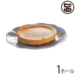 最高級チーズケーキ 月のシンフォニ〜交響曲〜 1ホール(直径12cm・220g) カスターニャ 広島 土産 スイーツ 人気 ケーキ  条件付き送料無料