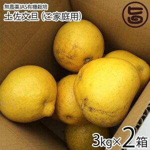文旦 無農薬JAS有機栽培 5kg×2箱 ご家庭用 ひよこ皮むき器付 条件付き送料無料
