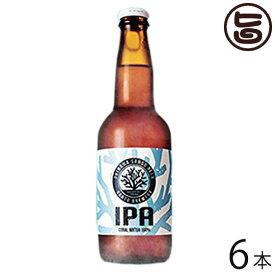 サンゴビール IPA 330ml×6瓶 沖縄 人気 地ビール 沖縄産 お土産 贈り物 贅沢 送料無料