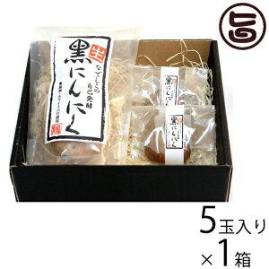 お中元 ギフト なでしこの自然食品 なでしこの自己発酵 生・黒にんにく お中元 ギフトBOX 5玉入り 大阪 人気 発酵自然食品 ポリフェノールアミノ酸が豊富 S−アリルシステイン 無添加 無着色