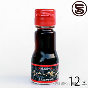 琉球薬味 こーれーぐーす醤油 35g×12本 沖縄県 人気 定番 お土産 調味料 唐辛子 醤油 送料無料