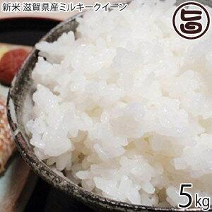 あいしょうアグリ 滋賀県産ミルキークイーン 5kg 精白米 (環境こだわり農産物認証) 滋賀県 土産 人気 安全で美味しい農産物 条件付き送料無料