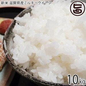 あいしょうアグリ滋賀県産ミルキークイーン 10kg 精白米 (環境こだわり農産物認証) 滋賀県 土産 人気 安全で美味しい農産物 条件付き送料無料