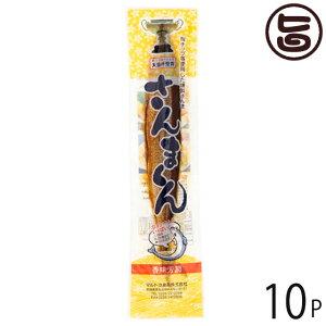 マルトヨ食品 さんまくん 1本入り×10P 宮城 土産 人気 さんまの燻製 惣菜 おかず 手軽にカルシウム 条件付き送料無料