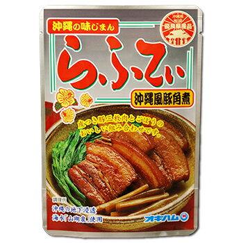 沖縄の味じまんらふてぃごぼう入
