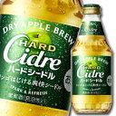 【送料無料】キリン ハードシードル290ml瓶×1ケース(全24本)