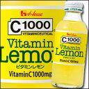 ハウス C1000 ビタミンレモン140ml×1ケース(全30本)【HOUSE】【ハウスウェルネスフーズ】【ソフトドリンク】