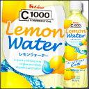 ハウス C1000レモンウォーター500ml×1ケース(全24本)【to】【HOUSE】【ハウスウェルネスフーズ】【檸檬】【れもん】