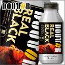 ドトールコーヒー ブラックコーヒーレアル400gボトル缶×1ケース(全24本)