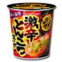 ポッカサッポロ 辛王 激辛とんこつスープカップ18.9g×1ケース(全6本)【to】