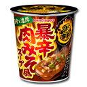 ポッカサッポロ 辛王 暴辛肉みそ風スープカップ18.5g×1ケース(全6本)【to】
