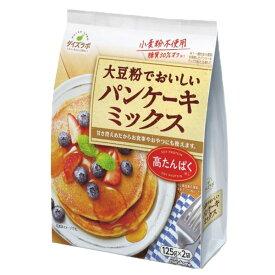【送料無料】マルコメ ダイズラボ パンケーキミックス250g袋×1ケース(全12本)
