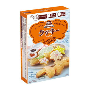 森永 クッキーミックス253g×1ケース(全24本)