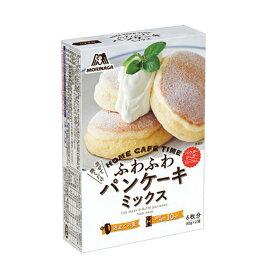 【送料無料】森永 ふわふわパンケーキミックス170g×2ケース(全48本)