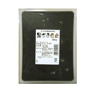 ヤマク 黒ごまとうふ550gPP容器×1ケース(全12本)