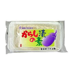【送料無料】ヤマク からし漬の素600g袋×2ケース(全12本)