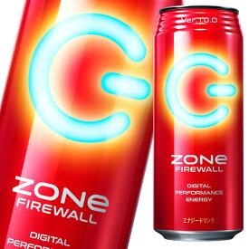 【送料無料】サントリー ZONe FIREWALLエナジードリンク500ml缶×1ケース(全24本)