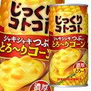 【送料無料】ポッカサッポロ じっくりコトコトとろ〜りコーン190g缶×2ケース(全60本)