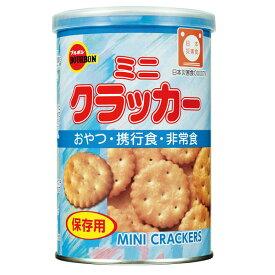 【送料無料】ブルボン 缶入ミニクラッカー75g×2ケース(全48本)