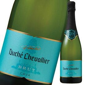 【送料無料】ヴィニデルサ ドゥーシェ・シュバリエ ブリュ750ml瓶×2ケース(全12本)
