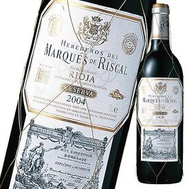 【送料無料】マルケス・デ・リスカル ティント レセルバ750ml瓶×2ケース(全24本)